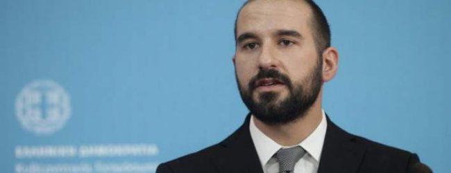 Τζανακόπουλος: «Η κυβέρνηση δεν θα δεχθεί νέα μέτρα για μετά το 2018»