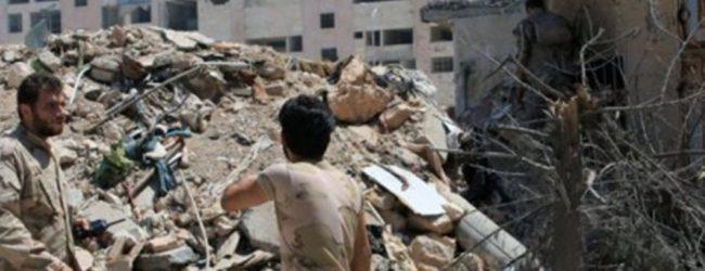 Το Χαλέπι σφυροκοπείται ανηλεώς: Οι σφοδρότεροι βομβαρδισμοί των τελευταίων δύο ετών