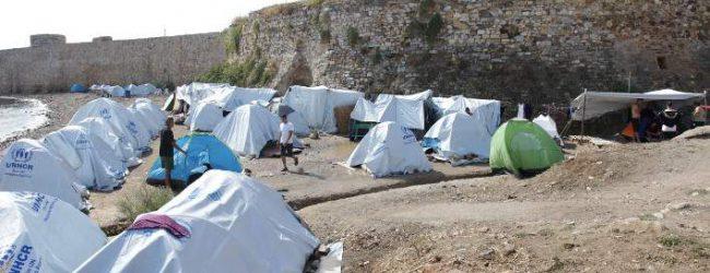 Η Χίος απέρριψε το σχέδιο της κυβέρνησης για το προσφυγικό