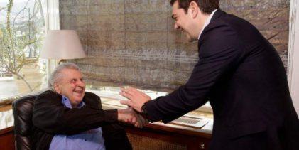 Μίκης Θεοδωράκης: Σύντροφε Τσίπρα, σε παραδέχομαι πώς κοροϊδεύεις τους Ελληνες
