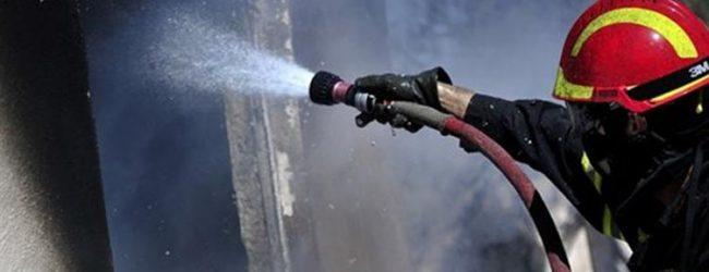 Κάηκε ολοσχερώς σπίτι στο Διμήνι- Διασώθηκε η 90χρονη ένοικος
