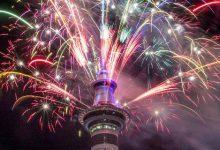 Αυστραλία και Νέα Ζηλανδία καλωσόρισαν το 2017 -Πυροτεχνήματα και μουσική (photos)