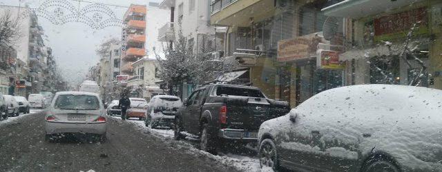 Δήμος Βόλου: Μη σταθμεύετε στο κέντρο, δημιουργείτε επιπλέον προβλήματα!