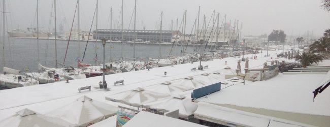 Βόλος: Ο αγώνας για να μείνει ανοιχτή η πόλη συνεχίζεται, επιδείνωση του χιονιά! – Κλειστά και αύριο τα σχολεία