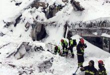 Ιταλία: Νεκροί και οι τελευταίοι αγνοούμενοι στο καταπλακωμένο από χιονοστιβάδα ξενοδοχείο