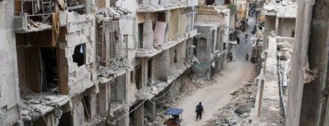 Στους 60 οι νεκροί από την έκρηξη παγιδευμένου βυτιοφόρου στη Συρία