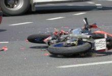 Στο νοσοκομείο 24χρονος Λαρισαίος μετά από τροχαίο με μηχανάκι
