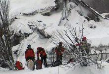 Ιταλία: Υπάρχουν 6 ζωντανοί στο ξενοδοχείο που καταπλακώθηκε από την χιονοστιβάδα!