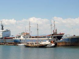 Απαγορεύτηκε ο απόπλους αλβανικού φορτηγού πλοίου από τo λιμάνι του Βόλου