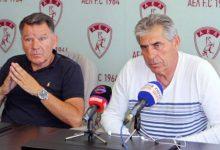 Συνεργάτης Αναστασιάδη για ΑΕΛ: «Μας είπαν ότι πρέπει να κάνουμε δύο συμβόλαια»!