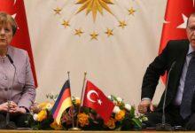 Θερμό επεισόδιο Μέρκελ-Ερντογάν: «Μην μιλάς για ισλαμική τρομοκρατία»