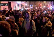 Νύχτα ταραχών στο Παρίσι για την αστυνομική βία (vid)