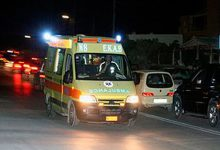 Τροχαίο στο κέντρο της Λάρισας – Τραυματίας ένας άντρας