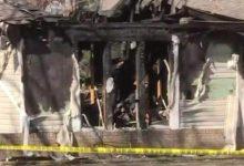 Τραγωδία στο Ιλινόις: Ο πατέρας νεκρός από σφαίρα, η μητέρα πνίγηκε, το σπίτι κάηκε και σώθηκε το μωρό 3 μηνών