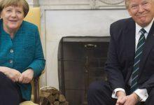 Βίντεο: Η Μέρκελ ήθελε χειραψία, ο Τραμπ την αγνόησε επιδεικτικά!