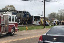Τραγωδία στις ΗΠΑ: Σύγκρουση τρένου με λεωφορείο – Τρεις νεκροί και πολλοί τραυματίες
