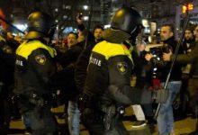 Κλιμάκωση της έντασης μεταξύ Ολλανδίας-Τουρκίας: Επεισόδια στο προξενείο, έδιωξαν υπουργό από τη χώρα (photos)