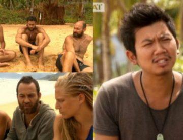 Survivor: Μπάχαλο οι μαχητές μετά την ψηφοφορία! Ο ένας εναντίον του άλλου στην παραλία! (vid)