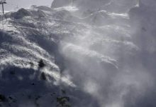 Δεκάδες εγκλωβισμένοι μετά από χιονοστιβάδα σε πίστα σκι στις γαλλικές Αλπεις