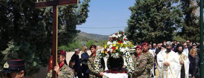 Ο επιτάφιος θρήνος στην Μαγνησία – Περιφορά επιταφίου στο διαδημοτικό κοιμητήριο