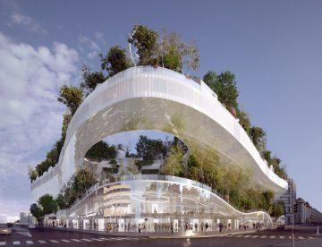"""Διεθνής έκθεση Αρχιτεκτονικής «REINVENTER PΑRIS"""" στο Βόλο"""