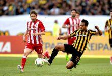 Κύπελλο Ελλάδος: Η ΑΕΚ στον τελικό, ο Ολυμπιακός κέρδισε με 1-0