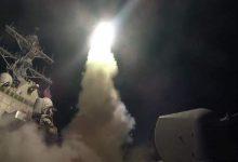 Οι ΗΠΑ βομβάρδισαν τη Συρία με 59 πυραύλους «Τόμαχοκ» (photos)