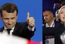 Σεισμός στο πολιτικό σκηνικό της Γαλλίας –  Μακρόν πρώτος 23,8%, Λεπέν 21,4%