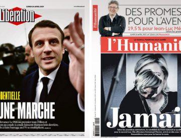 Πώς υποδέχεται ο γαλλικός Τύπος τα αποτελέσματα των προεδρικών εκλογών