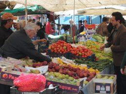 Οι λαϊκές αγορές τον Ιούνιο στον Βόλο