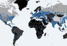 «Κυβερνοπόλεμος»: Στις 99 οι χώρες που «χτύπησαν» οι χάκερ -Πάνω από 100.000 επιθέσεις [χάρτης]