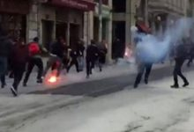 Επίθεση σε οπαδούς του Ολυμπιακού στην Κωνσταντινούπολη: Πέντε τραυματίες