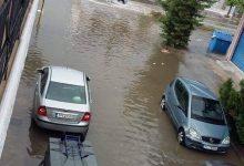 Απίστευτες εικόνες – Πλημμύρισαν δρόμοι στην Γιάννουλη από μπόρα μερικών λεπτών!