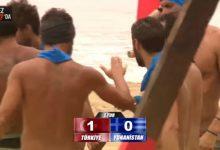 Survivor: Ελλάδα – Τουρκία 0-1 (vid)