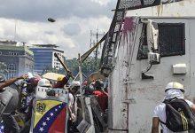 Δεν έχει τέλος η βία στη Βενεζουέλα – 39 νεκροί