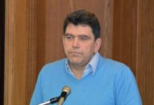 Παραιτήθηκε ο πρόεδρος των Παλαιμάχων του Ολυμπιακού Βόλου, Γιάννης Θεοδωρίδης