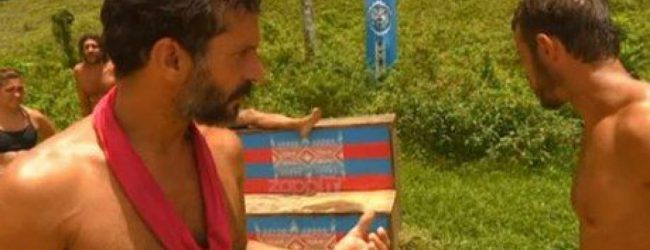 Survivor: Φεύγει ο Χρανιώτης, μένει ο Αγγελόπουλος