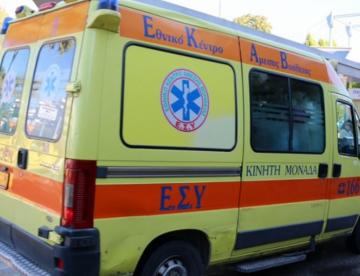 Αυτοκίνητο παρέσυρε παιδί στη Λάρισα
