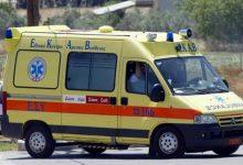 Νέο σοβαρό τροχαίο ατύχημα με 5 τραυματίες στα Τρίκαλα