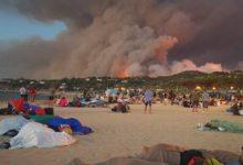Στις φλόγες θέρετρα της νότιας Γαλλίας: Απομακρύνονται 12.000 άνθρωποι