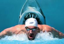 Ο Μάικλ Φελπς έχασε από… καρχαρία και ακολούθησε σάλος! (pics, vid)