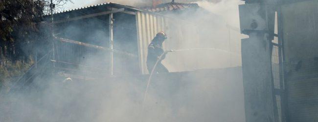 Πέθανε ο πυροσβέστης που είχε τραυματιστεί στην πυρκαγιά στο Ζευγολατιό