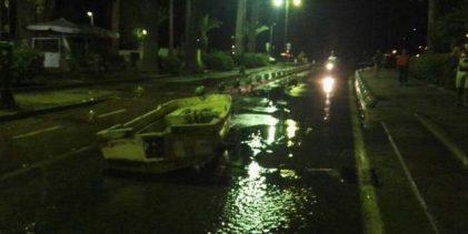 Κως: Ο σεισμός προκάλεσε μίνι τσουνάμι ύψους 70 εκατοστών -Οι βάρκες βγήκαν στη στεριά [εικόνες]