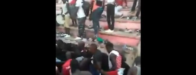 Φονικό ποδοπάτημα σε ποδοσφαιρικό αγώνα στη Σενεγάλη (video)