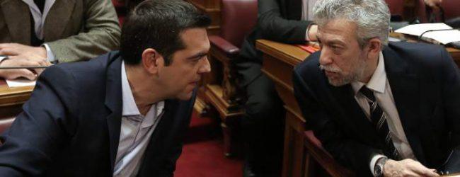 Μέτωπο κυβέρνησης και ΣΥΡΙΖΑ κατά της Δικαιοσύνης για την Ηριάννα -Αίσθηση από τη δήλωση Κοντονή