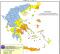 Υψηλός δείκτης επικινδυνότητας για πυρκαγιές σήμερα σε Μαγνησία και Σποράδες