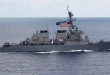 Σύγκρουση αμερικανικού αντιτορπιλικού με δεξαμενόπλοιο ανοιχτά της Σιγκαπούρης -10 αγνοούμενοι
