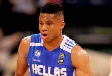 Eurobasket 2017: Σοκ για την Ελλάδα -Δεν θα παίξει ο Γιάννης Αντετοκούνμπο