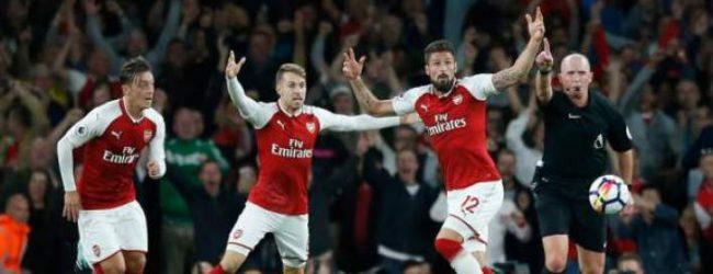Πρεμιέρα «ποίημα» στην Premier League – Νίκη για την Άρσεναλ 4-3 επί της Λέστερ [βίντεο]