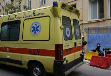 Τροχαίο δυστύχημα στο Γερακάρι Λάρισας: Νεκρός ένας νέος 25 ετών